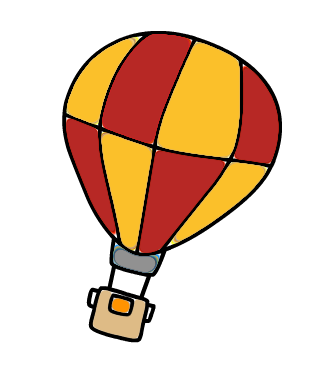 Balloon graphic